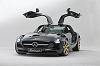 New Lorinser wheels for SLS AMG. Image by Lorinser.