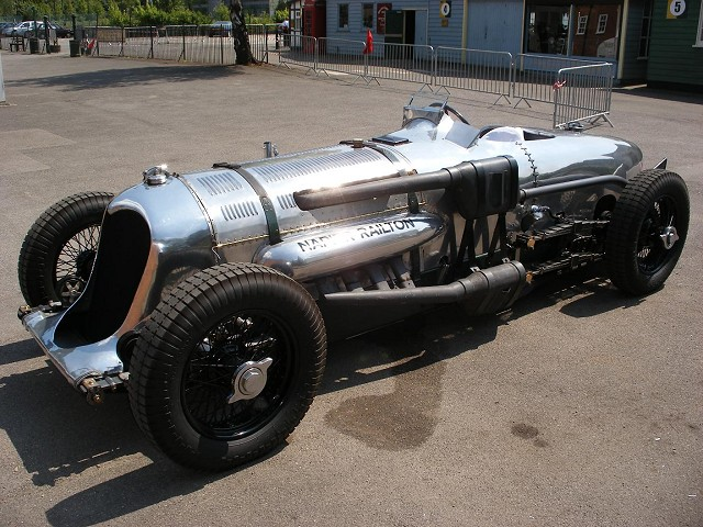 Racer recreated with diesel power. Image by Cummins.