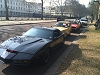 2011 Netcars.com Celebrity Convoy. Image by Netcars.com.