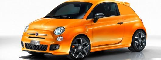 Sporty new 4x4 Fiat 500. Image by Scagliarini.