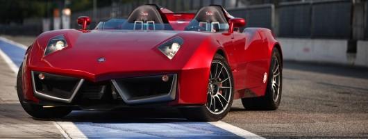 Spada Codatronca Monza fully revealed. Image by Spada.
