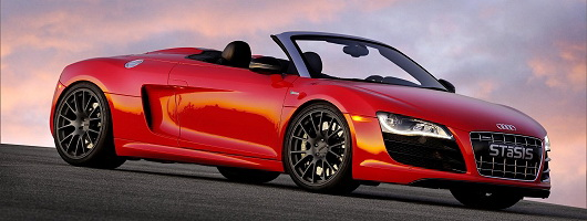 710bhp Audi R8 arrives. Image by STaSIS.