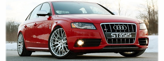 Audi S4 getting enhancement package. Image by STaSIS.