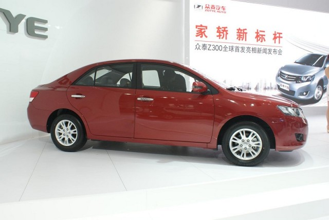 The Car Enthusiast Image Gallery 2012 Zotye Z300