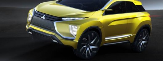 More hybrids and SUVs from Mitsubishi. Image by Mitsubishi.