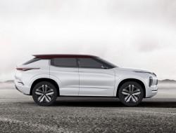 2016 Mitsubishi Ground Tourer concept. Image by Mitsubishi.