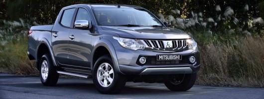 New Mitsubishi L200 launched. Image by Mitsubishi.