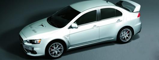 Mitsubishi Evo returns. Image by Mitsubishi.