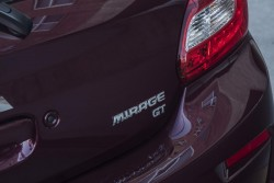 2016 Mitsubishi Mirage (US market). Image by Mitsubishi.