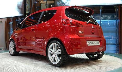 Mitsubishi CZ3 concept