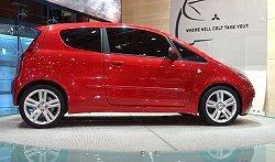 2004 Mitsubishi CZ3 concept car. Image by www.salon-auto.ch.