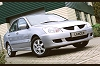 Mitsubishi Lancer named most reliable car. Image by Mitsubishi.