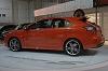 2008 Mitsubishi Lancer Prototype-S. Image by Shane O' Donoghue.