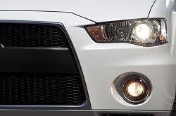 2009 Mitsubishi Outlander GT prototype. Image by Mitsubishi.