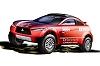 Mitsubishi Racing Lancer.