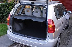 mitsubishi space star road test car reviews by car enthusiast. Black Bedroom Furniture Sets. Home Design Ideas