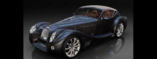 Morgan EV concepts coming. Image by Morgan.