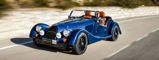 Morgan unveils new Plus Four. Image by Morgan.