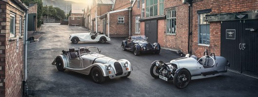 Morgan celebrates 110th anniversary. Image by Morgan.