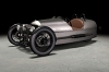 Three-wheeled Morgan returns. Image by Morgan.