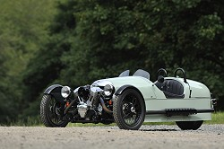 2011 Morgan 3 Wheeler. Image by Max Earey.