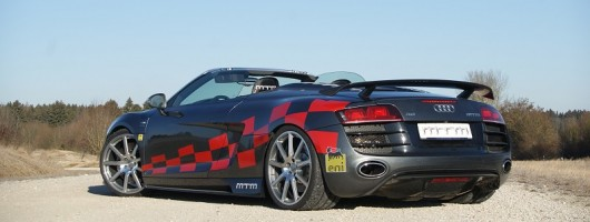 MTM tunes the Audi R8. Image by MTM.