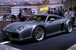 The new Noble M14 stole the show. Image by Mark Sims.