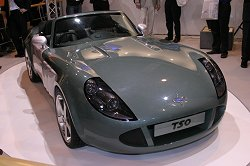 The new Marcos TSO is aimed squarely at TVR buyers. Image by Mark Sims.