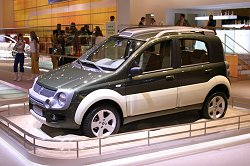 2004 British Motor Show. Image by Mark Sims.