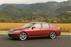 2005 Infiniti M. Image by Nissan.