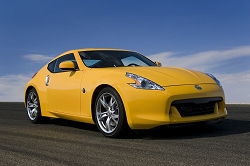 2009 Nissan 370Z. Image by Nissan.