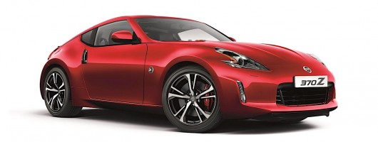 Nissan gives 370Z coupe a gentle refresh for 2018 model year. Image by Nissan.