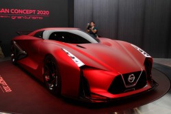 2015 Nissan Concept 2020. Image by Newspress.