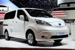 2014 Nissan at Geneva. Image by Newspress.