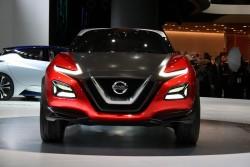 2015 Nissan Gripz concept. Image by Newspress.