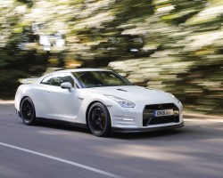 Nissan GT-R Track Edition pricing. Image by Nissan.