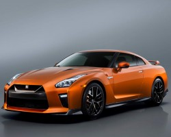 Incoming: Nissan GT-R. Image by Nissan.