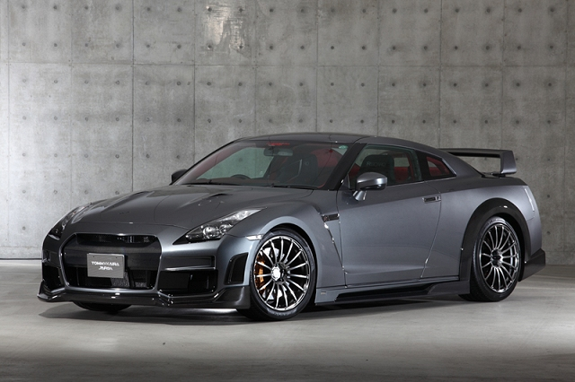 Tommy Kaira pimps the GT-R. Image by Tommy Kaira.