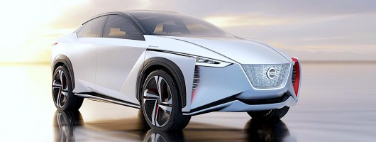 Nissan IMx Concept is your 2019 Leaf SUV. Image by Nissan.