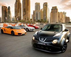 Nissan Juke-R confirmed for production. Image by Nissan.