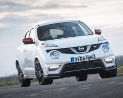 Juke gets Nismo RS. Image by Nissan.