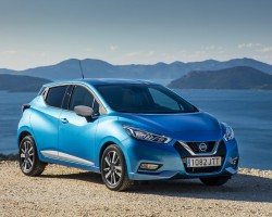 All-new Nissan Micra. Image by Nissan.