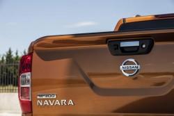 2015 Nissan NP300 Navara. Image by Nissan.