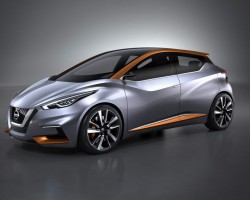 2015 Nissan Sway concept. Image by Nissan.