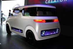 2015 Nissan Teatro for Dayz concept. Image by Newspress.