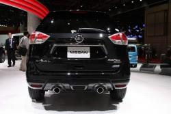 2016 Nissan X-Trail Hybrid. Image by Newspress.