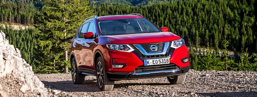 First drive: Nissan X-Trail. Image by Nissan.