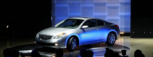 2007 Nissan Altima. Image by Nissan.