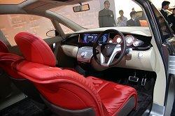 2005 Nissan Amenio concept. Image by Shane O' Donoghue.