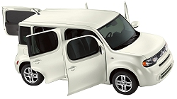 2009 Nissan Cube. Image by Nissan.